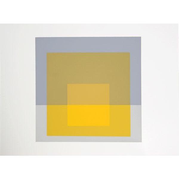 "Image of Josef Albers ""Portfolio 2, Folder 5, Image 1"" Print"