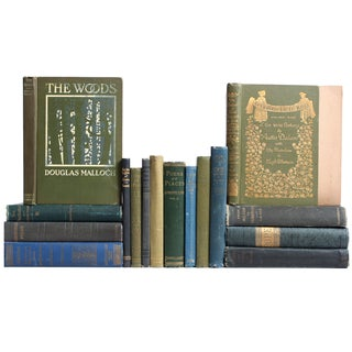 """Distressed """"Pocket-Sized"""" Poetry - Set of 17"""