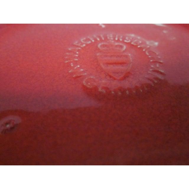 Image of Waechtersbach German Red Heart Teapot