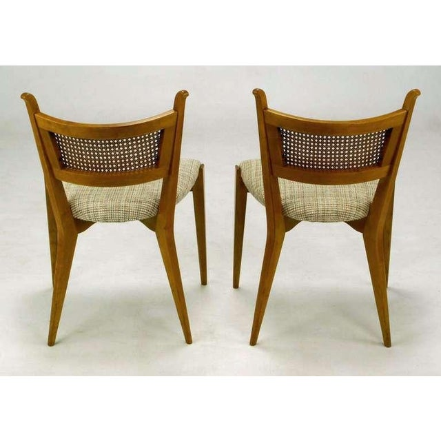 Set Six Edmond Spence Swedish Dining Chairs - Image 6 of 10