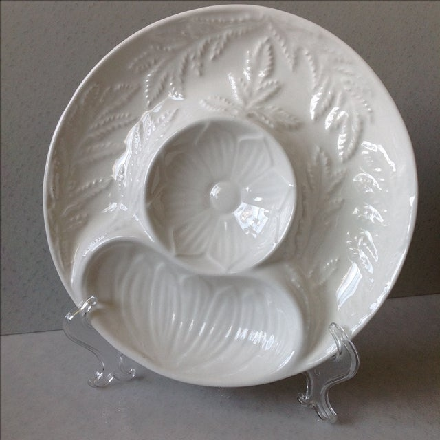California Pottery Artichoke Plates - Set of 6 - Image 5 of 10