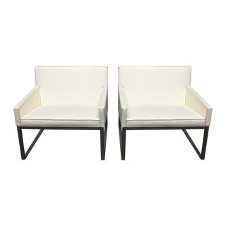 Fabien Baron B.3 Lounge Chairs - Pair