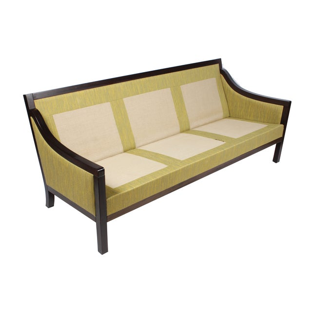 Light Green Modern Sofa - Image 2 of 5