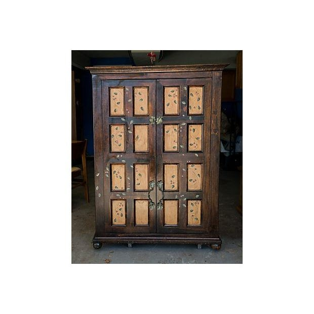 Pine Cabinet by Elden Collection - Image 2 of 8