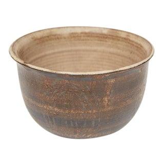 1970's Art Pottery Bowl