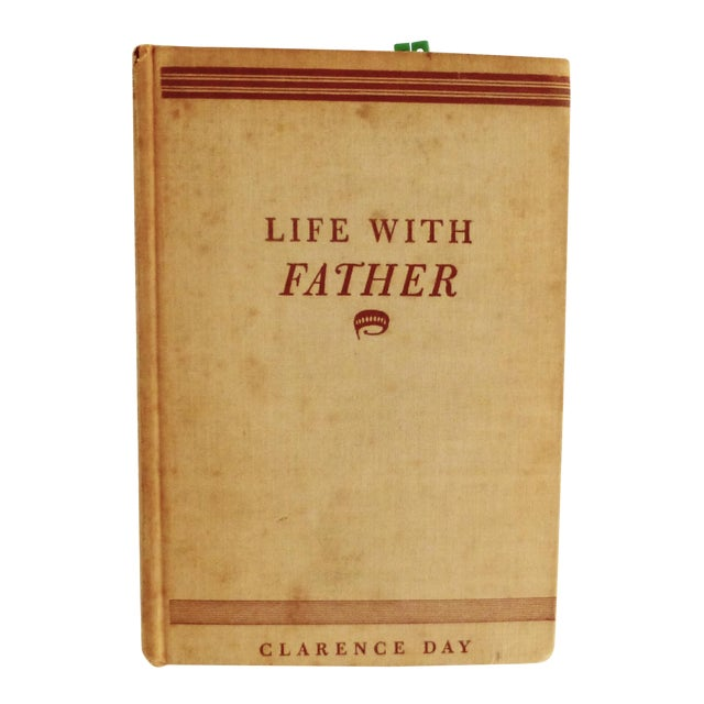 Life With Father, 1935, 1st Edition - Image 1 of 8