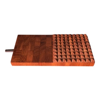 Digsmed Danmark Scandinavian Cheese Cutting Board