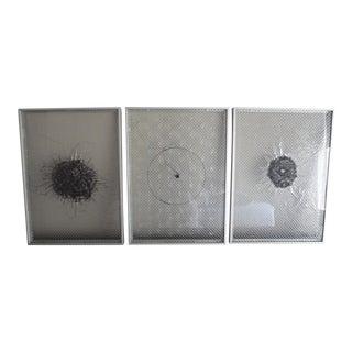 Modern Art Pieces - Set of 3