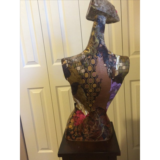 Image of Mixed Media 1960s Neiman Marcus Bust