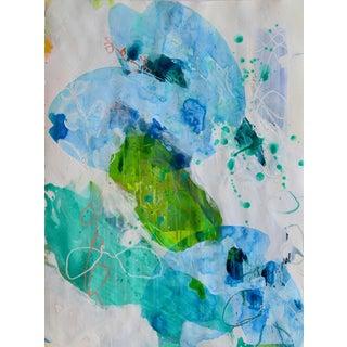 'Blue Petals 3' Original Composition