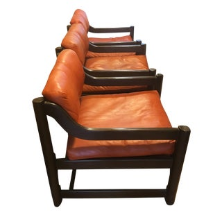 Paoli Vintage Chairs - Set of 3