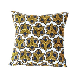 African Square Asmara Pillow Cover