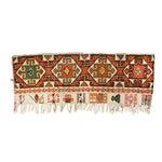 Image of Vintage Kyrgz Yurt Tapestry From Uzbekistan