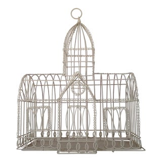 Victorian Style Greenhouse Birdcage