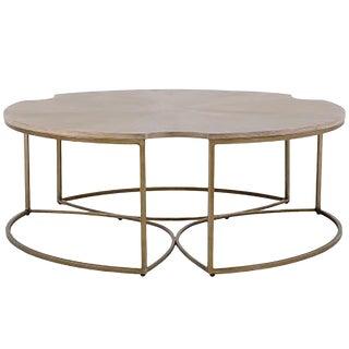 Gabby Furniture Zelda Round Coffee Table