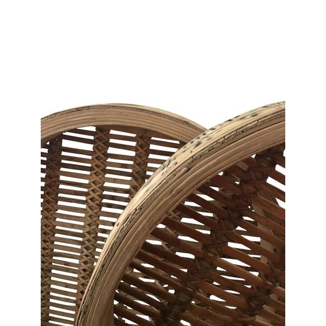 Extra Large Bamboo Steamer Basket - Image 2 of 7