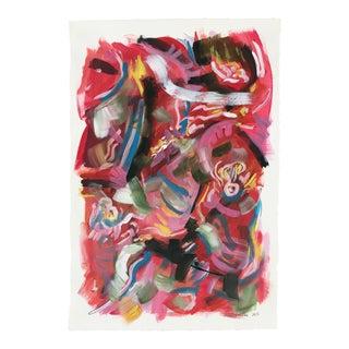 Jessalin Beutler Abstract Painting No. 361