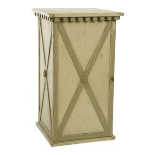 French Pillar Lamp Table