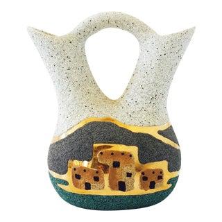 Vintage Southwestern Wedding Vase