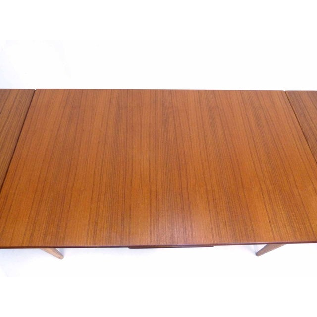 J.O. Carlsson Teak Extension Dining Table - Image 9 of 10