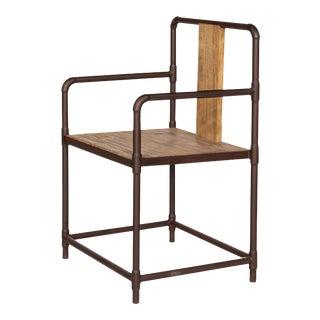 Sarreid Ltd Industrial Ming Chair