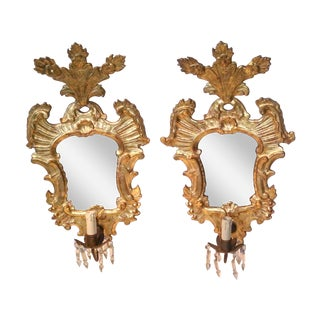Portuguese Wall Sconces - A Pair