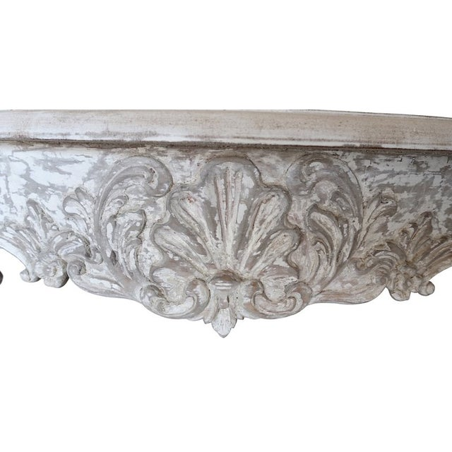 1930s Painted French Console - Image 2 of 7