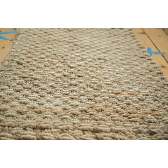 Image of Hand Braided Ivory Entrance Mat - 2' X 3'1""