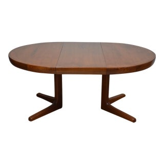 Ib Kofod Larsen Teak Round Dining Table
