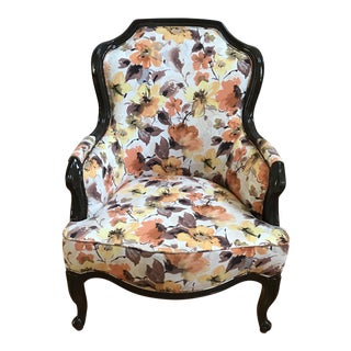 Neoclassical Spring/Autumn Reading Chair