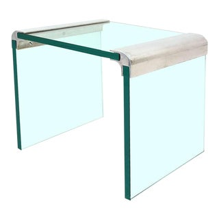Pace Waterfall Side Table