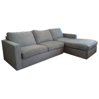 Room & Board York Sectional