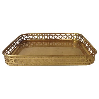 Decorative Brass Tray