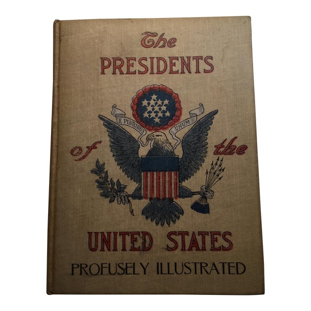 Lives of the Presidents of the United States 1900 - Image 1 of 11