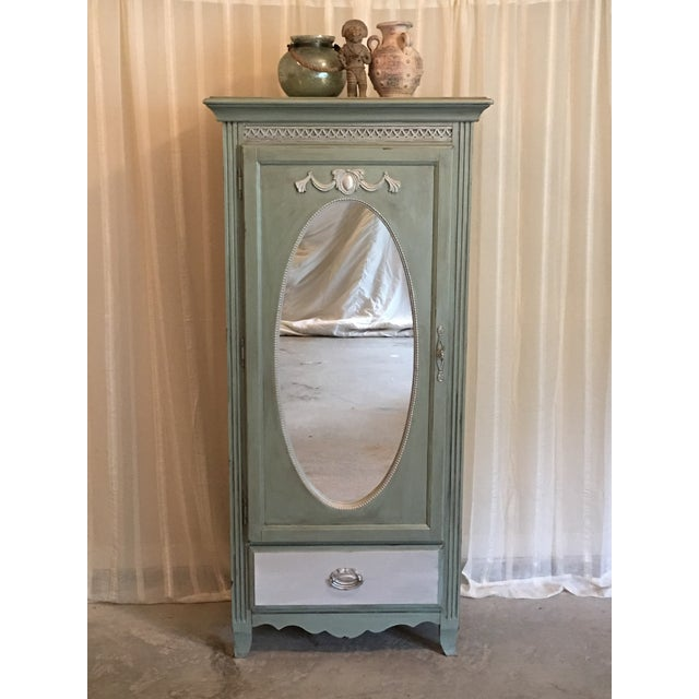 Vintage French Style Armoire - Image 2 of 5