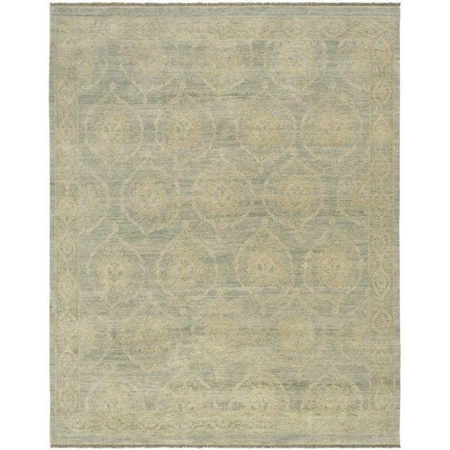 "Image of Pasargad Ottoman Collection Rug - 6'2"" x 9'"