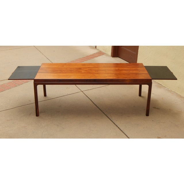 Danish Extendable Rosewood Coffee Table 1960 S Image 7