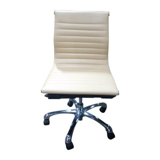 Eames Inspired Armless Task Chair