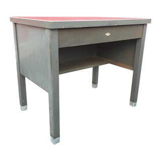 Industrial Age Desk With Drawer by Art Steel