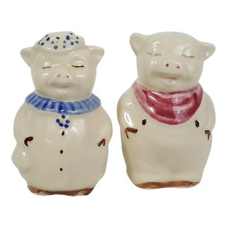 Shawnee USA Salt & Pepper Shakers - A Pair