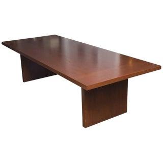 Modern Altar Style Dining Table