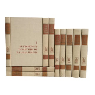 Mid Century Philosophy Reference: The Great Ideas Series - Set of 10