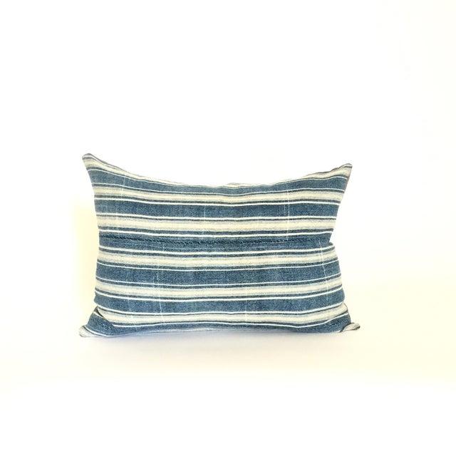 Image of Vintage African Indigo Pillow