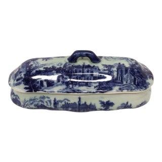 Vintage Ceramic Condiment Dish