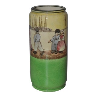 "Royal Doulton ""Dutch A - Harlem"" Spill Vase"