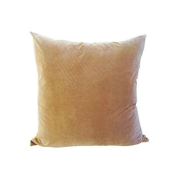 """Hermes """"Jacques Eudel"""" Equestrian Silk Pillow - Image 5 of 6"""