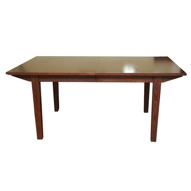 Ethan Allen Horizon Collection Dining Table - Image 1 of 8