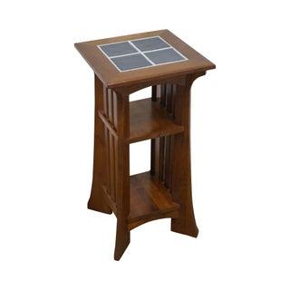 Ethan Allen American Impressions Side Table