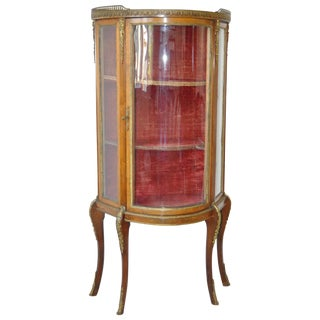 Magnificent 19th Century French Vitrine