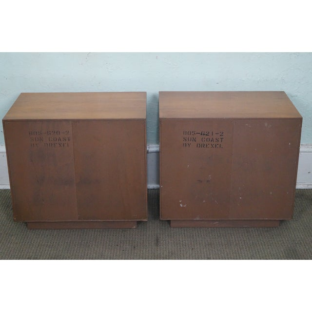 Kipp Stewart Mid-Century Nightstands - A Pair - Image 4 of 10